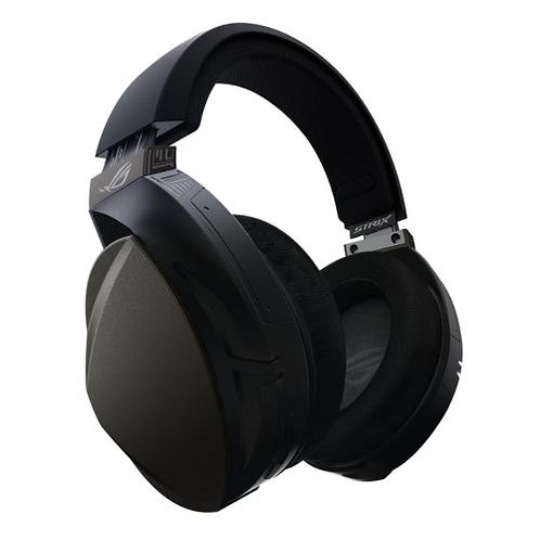 Asus ROG STRIX Fusion Wireless Gaming Headset, 50mm Drivers, 15+ Hour Battery L