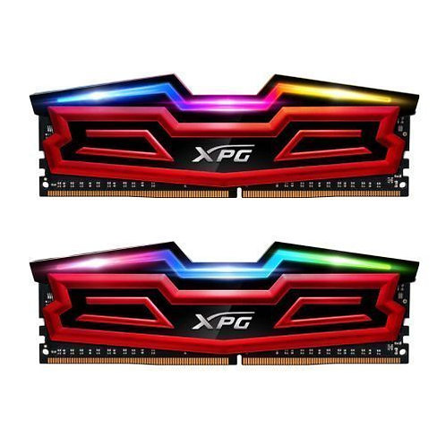 ADATA XPG Spectrix D40 RGB LED 32GB Kit (2 x 16GB), DDR4, 3200MHz (PC4-25600),
