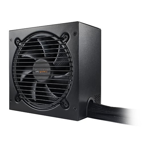 Be Quiet! 400W Pure Power 11 PSU, Fully Wired, Rifle Bearing Fan, 80+ Gold, Con