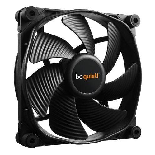 Be Quiet (BL070) Silent Wings 3 PWM High Speed Case Fan, 12cm, Black, Fluid Dyn