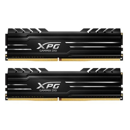 ADATA GAMMIX D10 16GB Kit (2 x 8GB), DDR4, 2400MHz (PC4-19200), CL16, XMP 2.0,