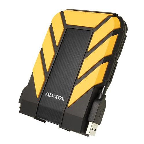 """ADATA 1TB HD710 Pro Rugged External Hard Drive, 2.5"""", USB 3.1, IP68 Water/Dust"""