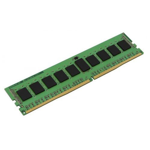 Kingston 8GB, DDR4, 2400 MHz (PC4-19200), CL17, DIMM Memory, Single Rank