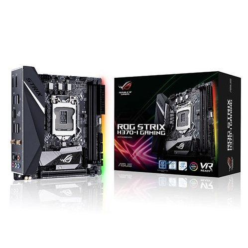 Asus ROG STRIX H370-I GAMING, Intel H370, 1151, Mini ITX, DDR4, HDMI, DP, Wi-Fi