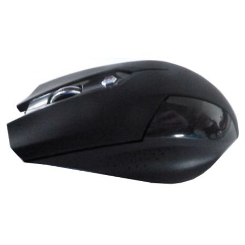 Spire RFOP66 Wireless Optical Mouse, USB, 2.4 GHz, 1000 DPI (Switchable), Blist