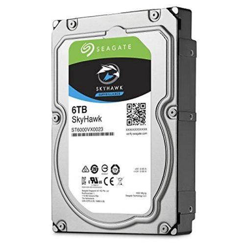 """Seagate 3.5"""", 6TB, SATA3, SkyHawk Surveillance Hard Drive, 256MB Cache, 24/7"""