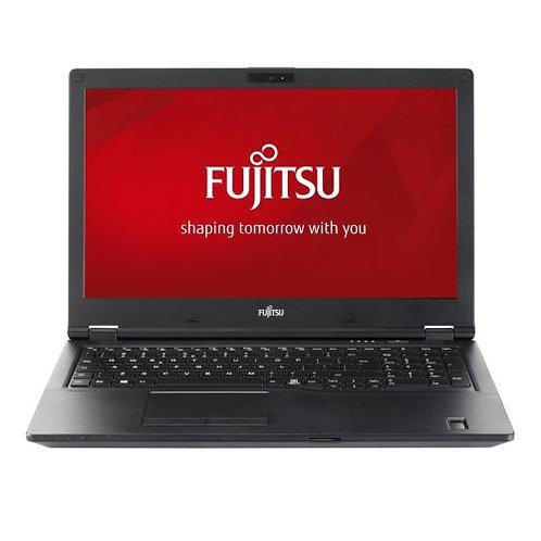 "Fujitsu LifeBook E458 Laptop, 15.6"", i5-7200U, 4GB, 256GB SSD, No Optical, Wind"