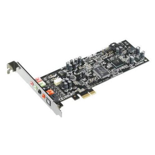 Asus Xonar DGX Soundcard, PCIe, 5.1, Gaming Card, Onboard Headphone AMP, GX2.5