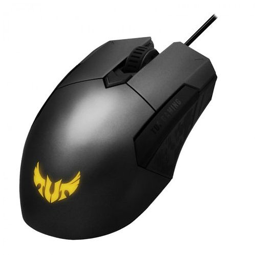 Asus TUF Gaming M5 Optical Gaming Mouse, 6200 DPI, Omron Switches, Ambidextrous