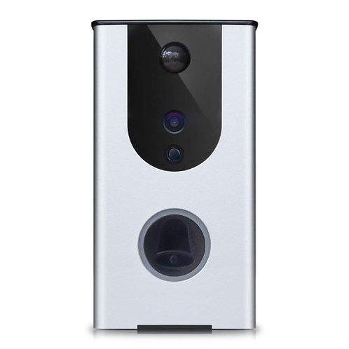 Dynamode Smart Outdoor Video Doorbell, Wireless, Day/Night, Motion Detect, 2-Wa