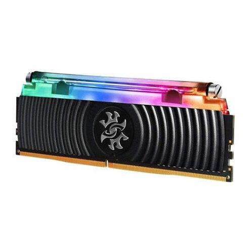 ADATA XPG Spectrix D80 RGB LED 8GB, Hybrid Liquid/Air Cooling, DDR4, 3200MHz (P
