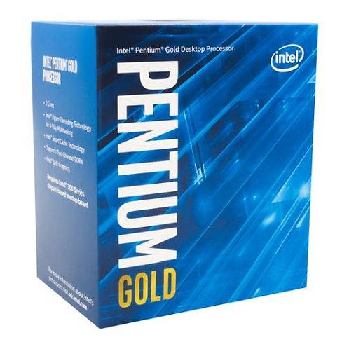 Intel Pentium G5400 CPU, 1151, 3.7GHz, Dual Core, 54W, 14nm, 4MB Cache, HD GFX,