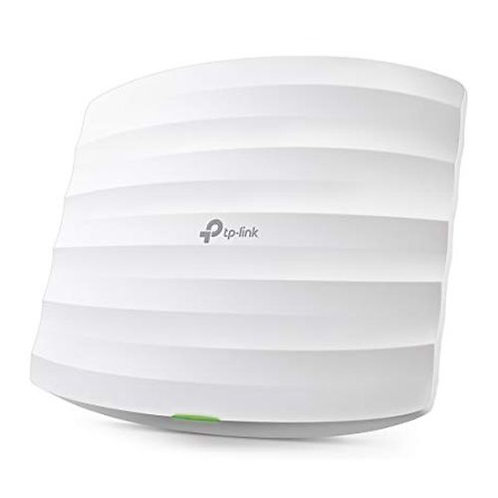 TP-LINK (EAP115) 300Mbps Wireless N Ceiling Mount Access Point, POE, 10/100, Cl