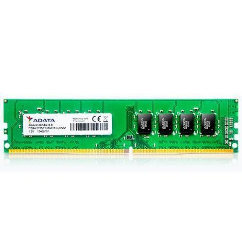 ADATA Premier, 8GB, DDR4, 2400MHz (PC4-19200), CL17, DIMM Memory, 1024x8, OEM (