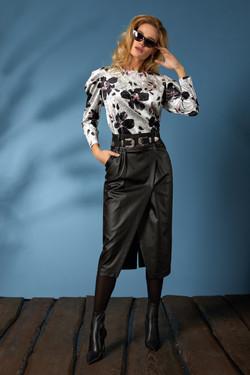 Блуза 640, юбка 641 (1)