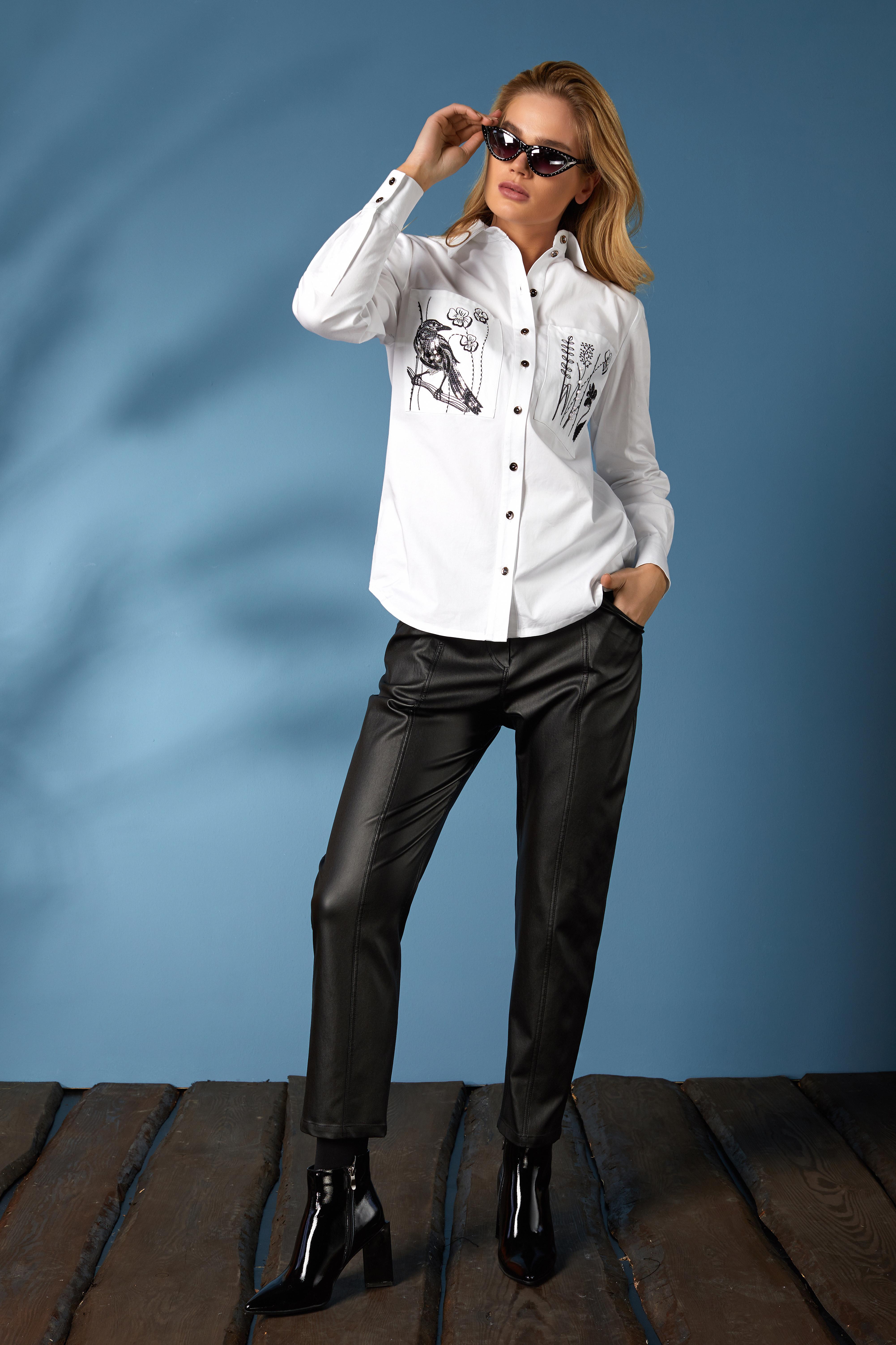 Рубашка 619-1, брюки 606 (2)
