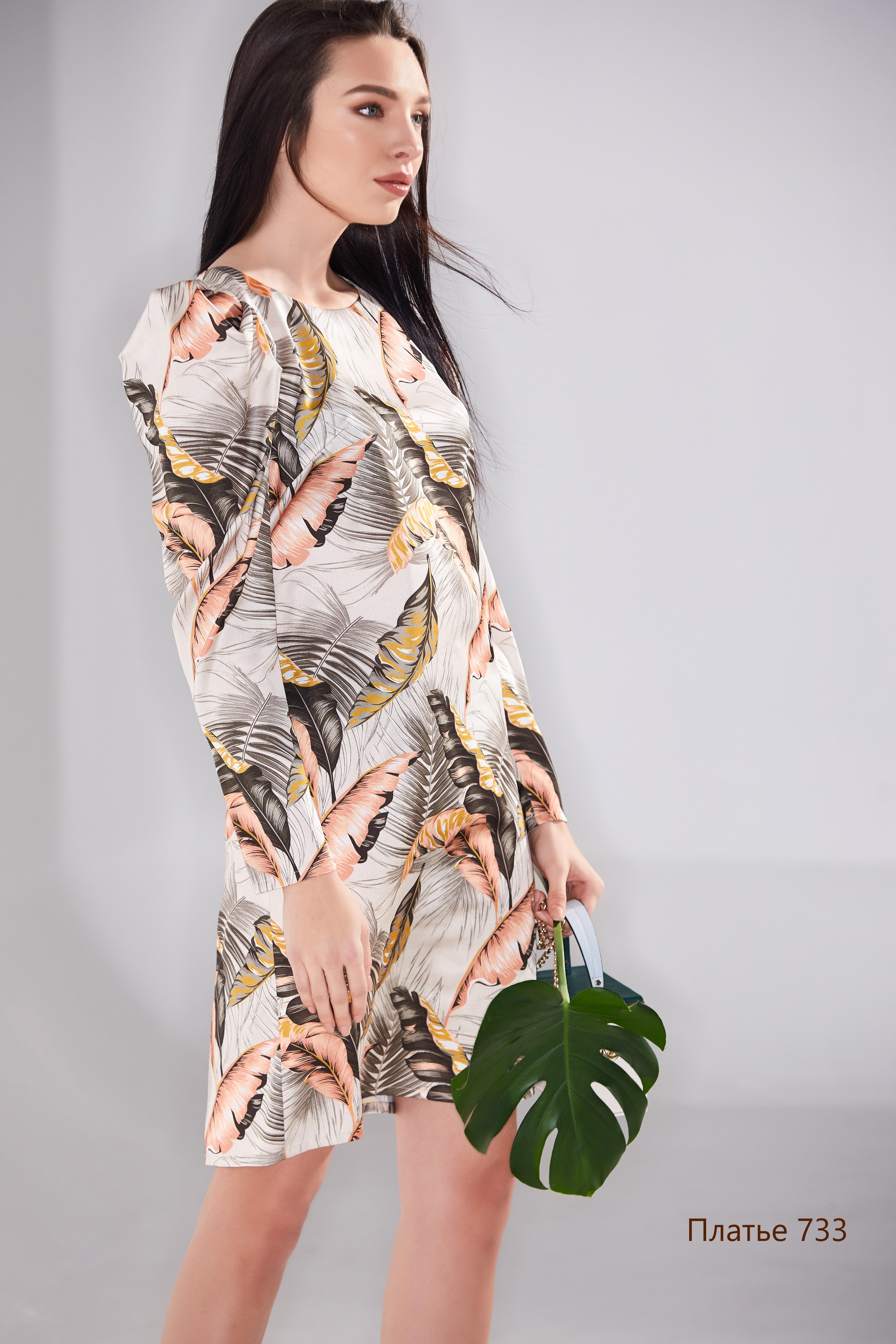 Платье 733 (3)