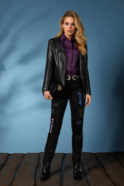 Рубашка 619-2, джинсы 631 (8)