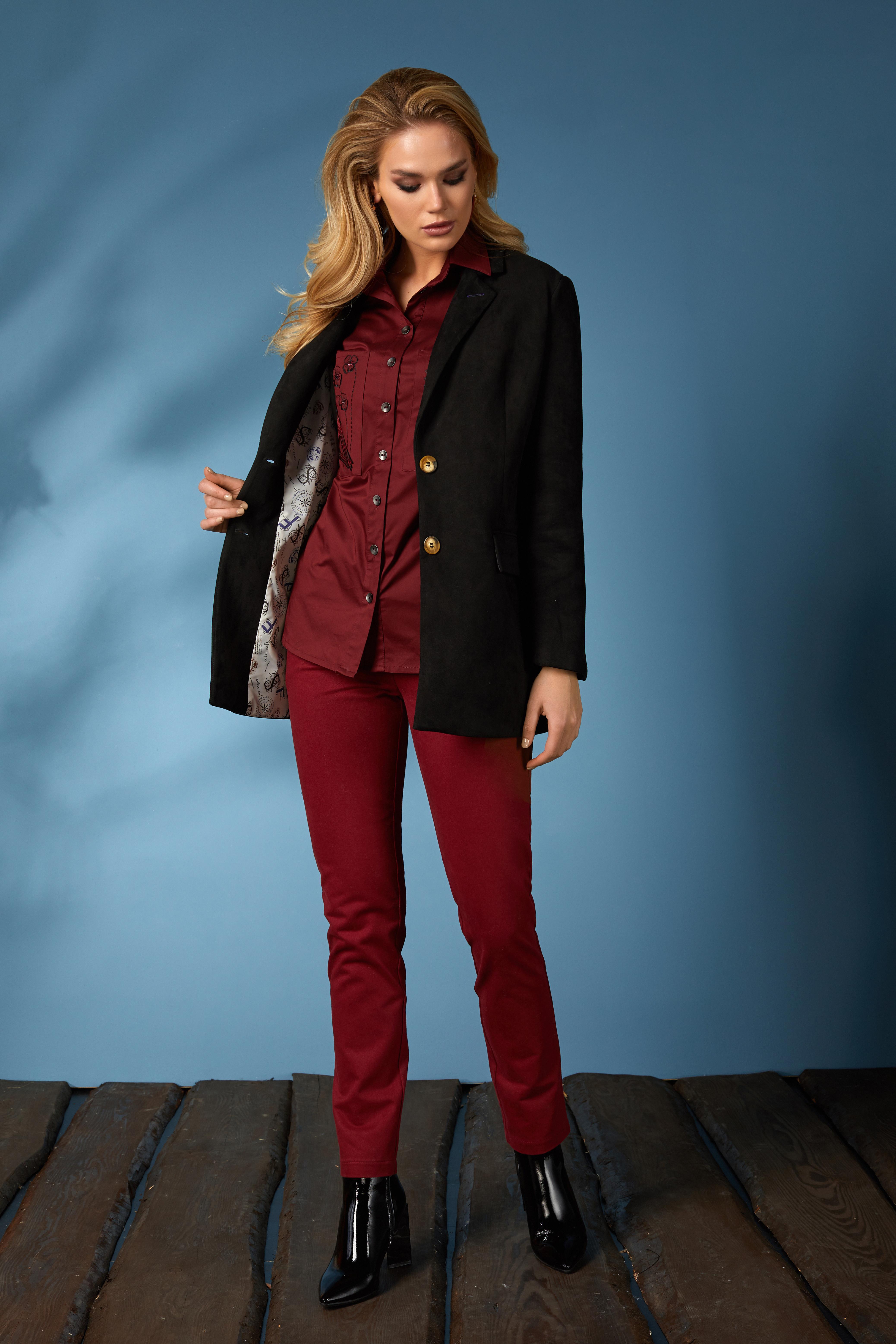 Жакет 1656, рубашка 619, джинсы 3025 (3)