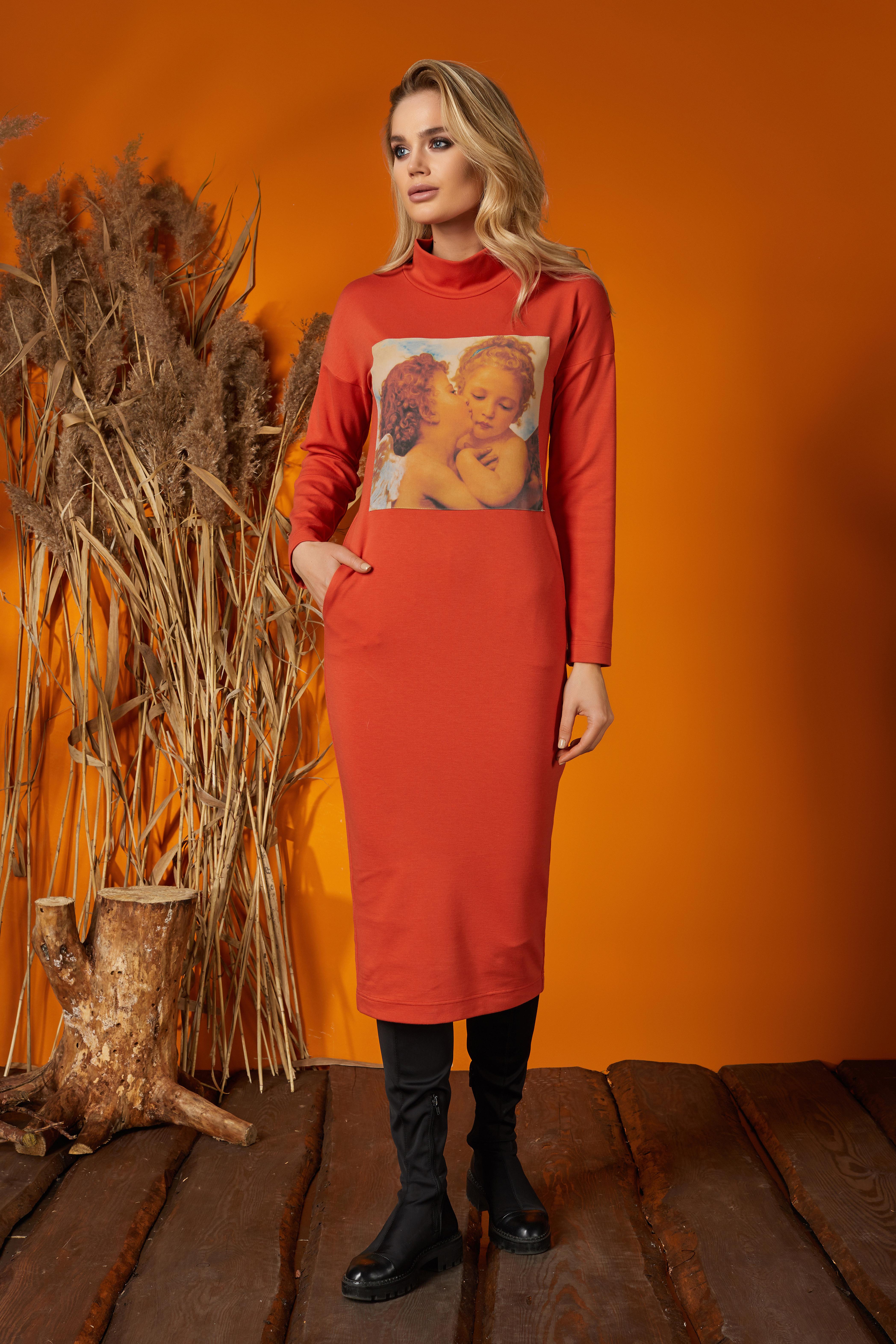 Платье 609 (2)