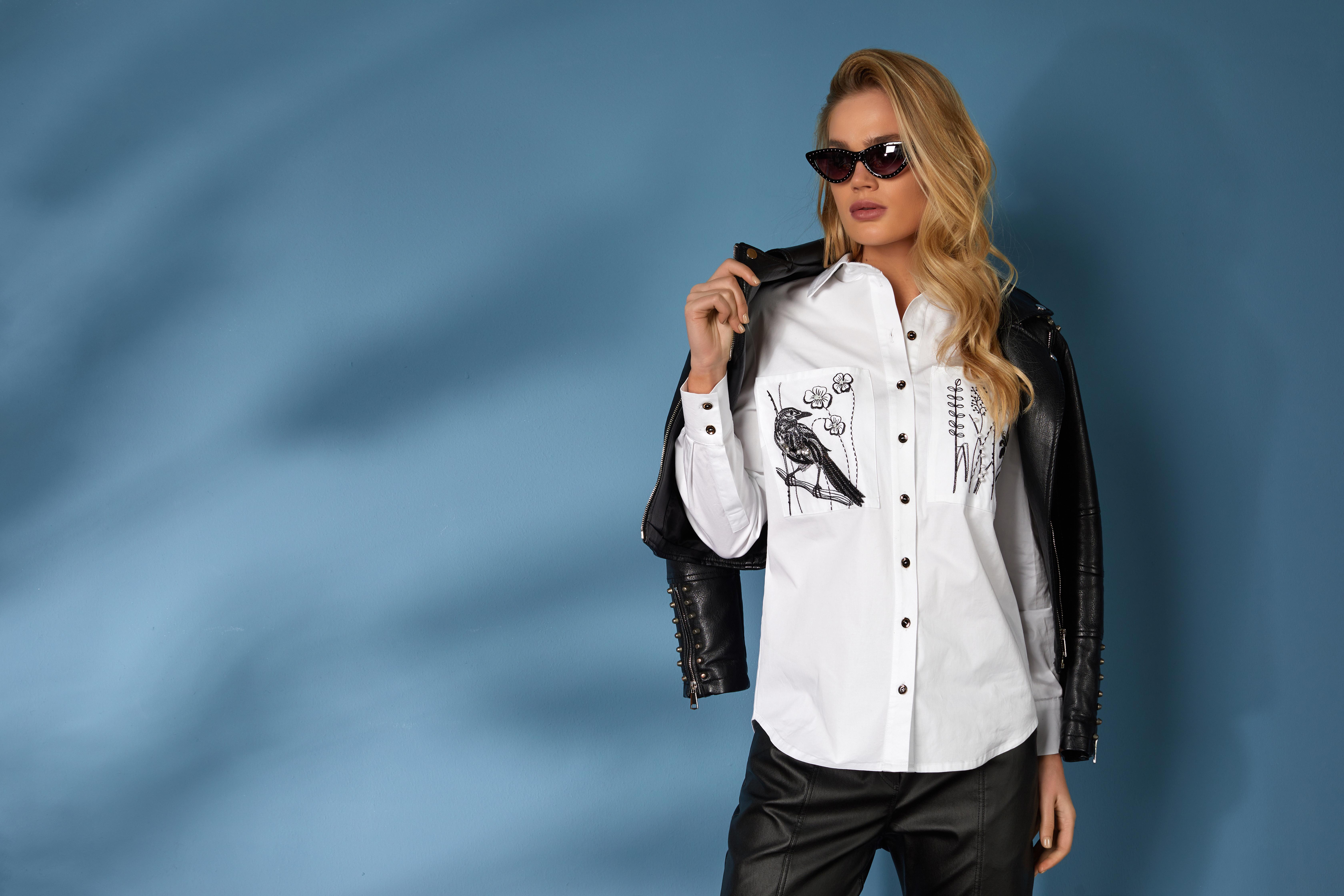 Рубашка 619-1, брюки 606 (11)