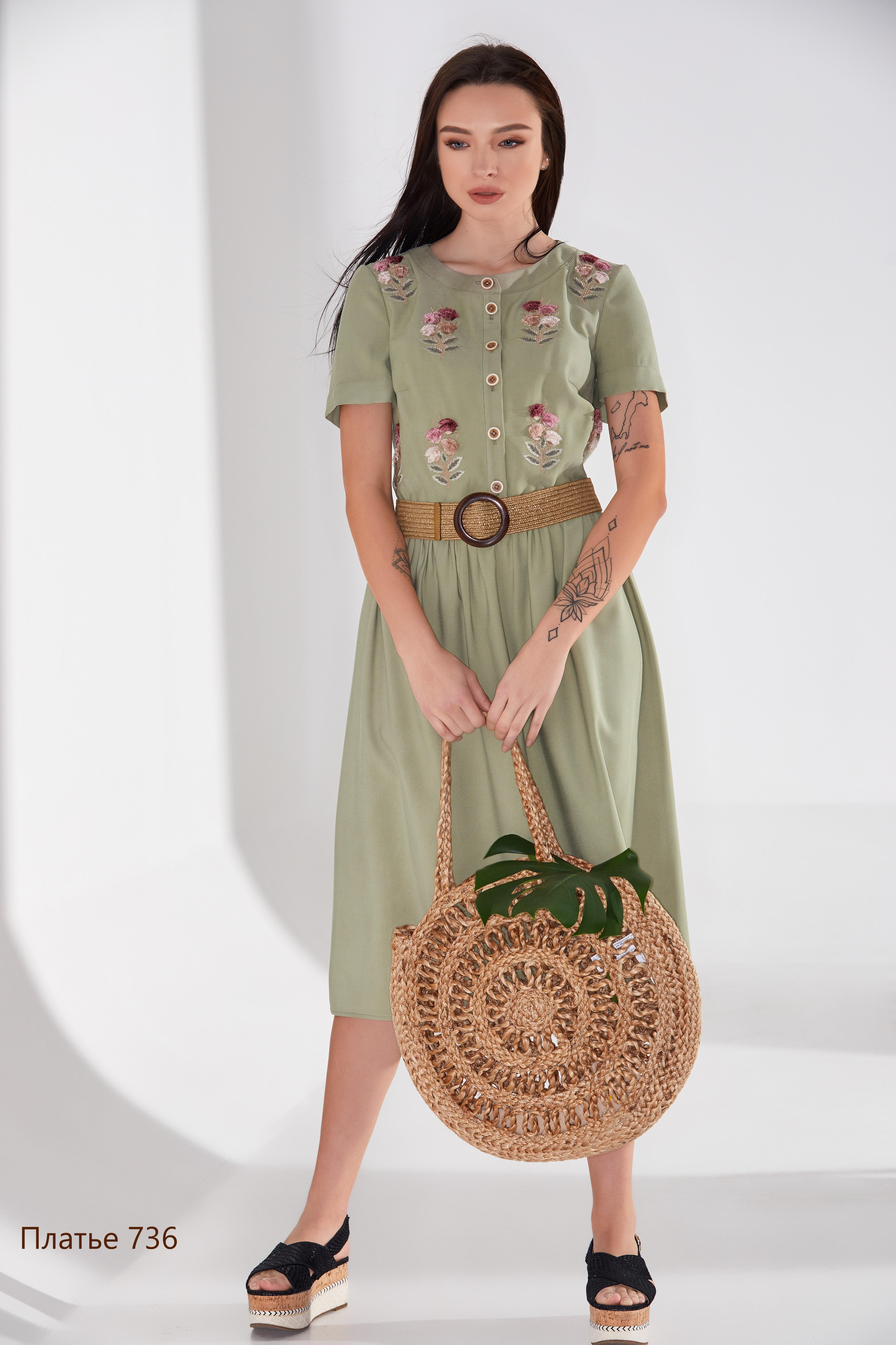 Платье 736 (1)