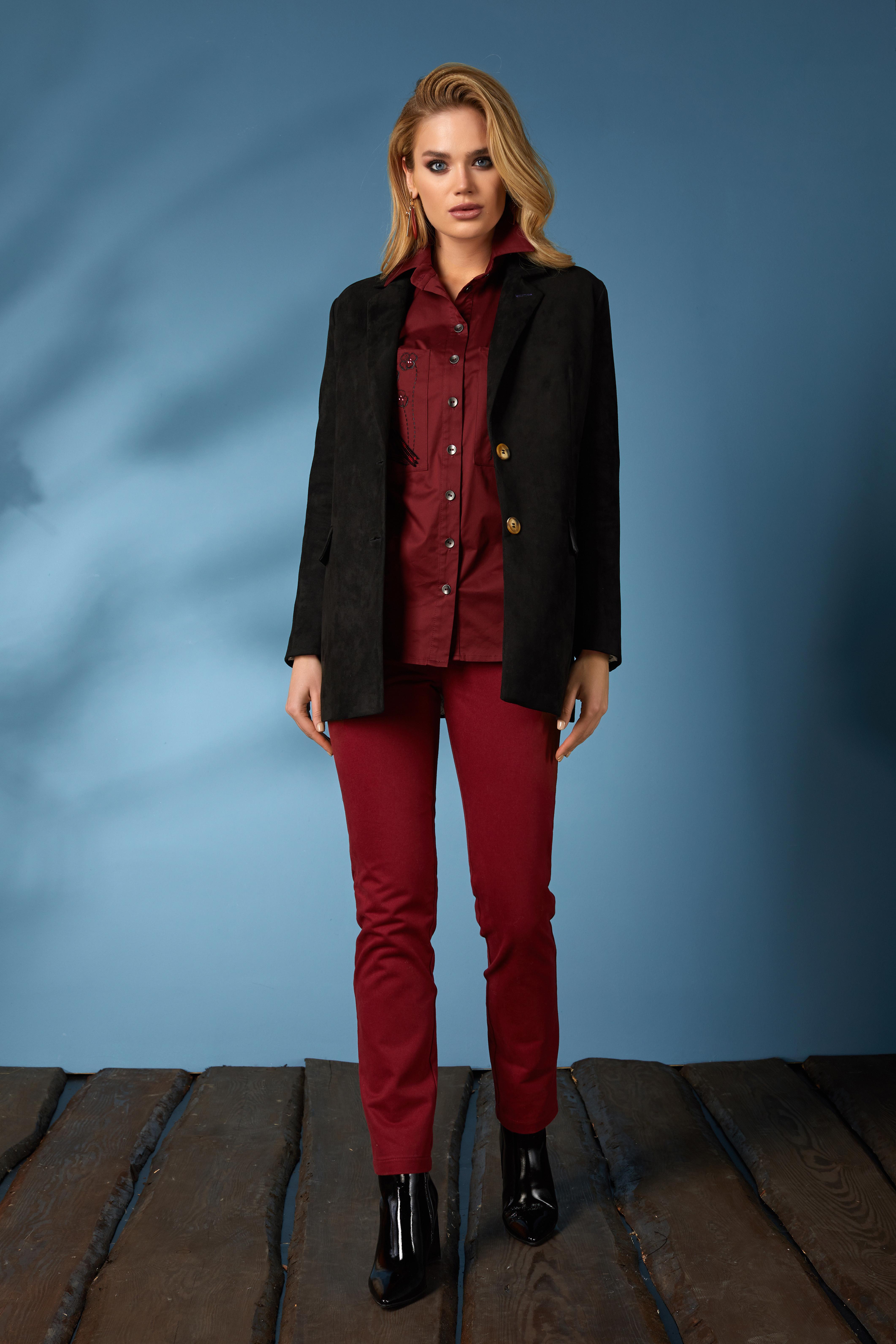 Жакет 1656, рубашка 619, джинсы 3025 (2)