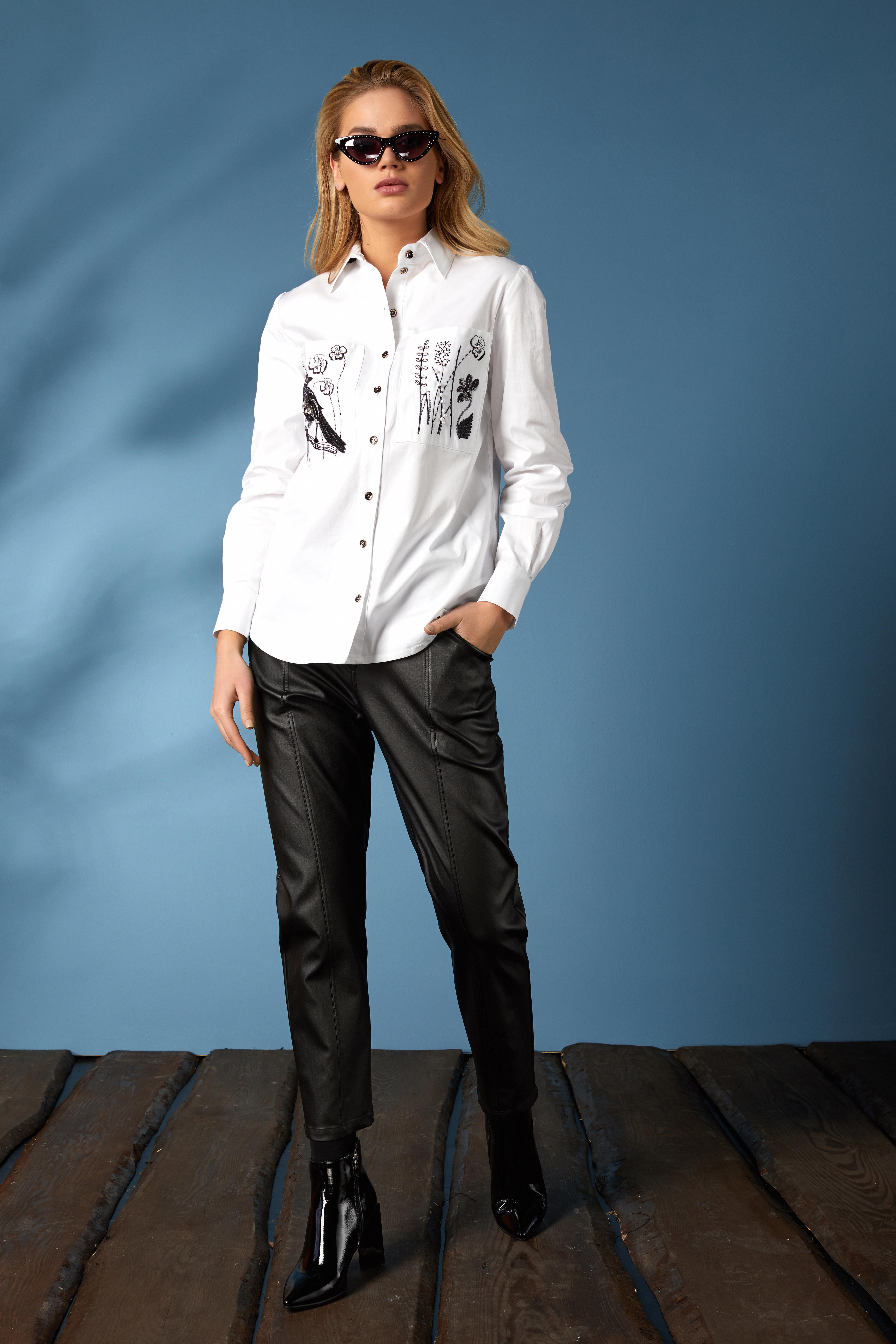 Рубашка 619-1, брюки 606 (3)