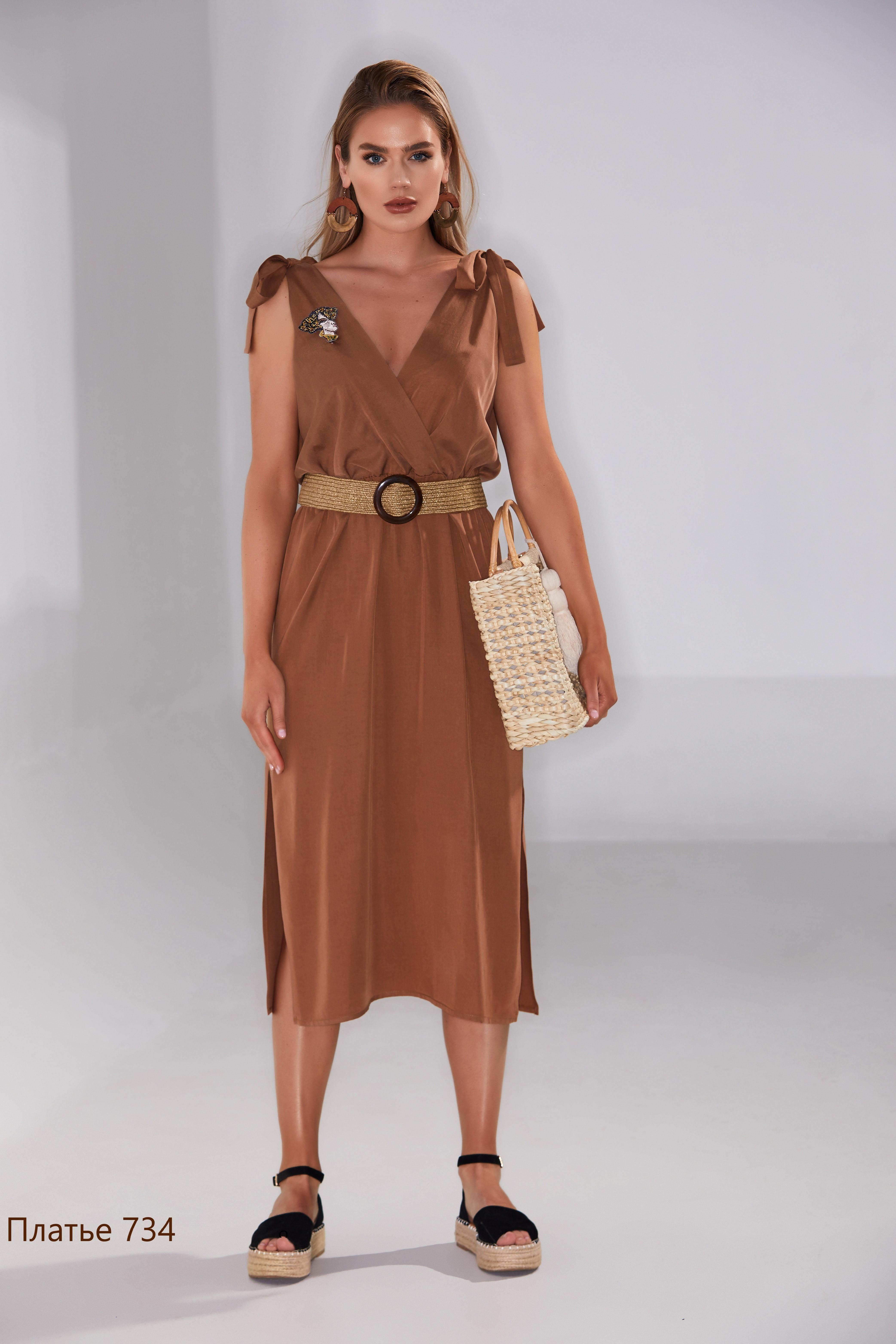 Платье 734  (2)