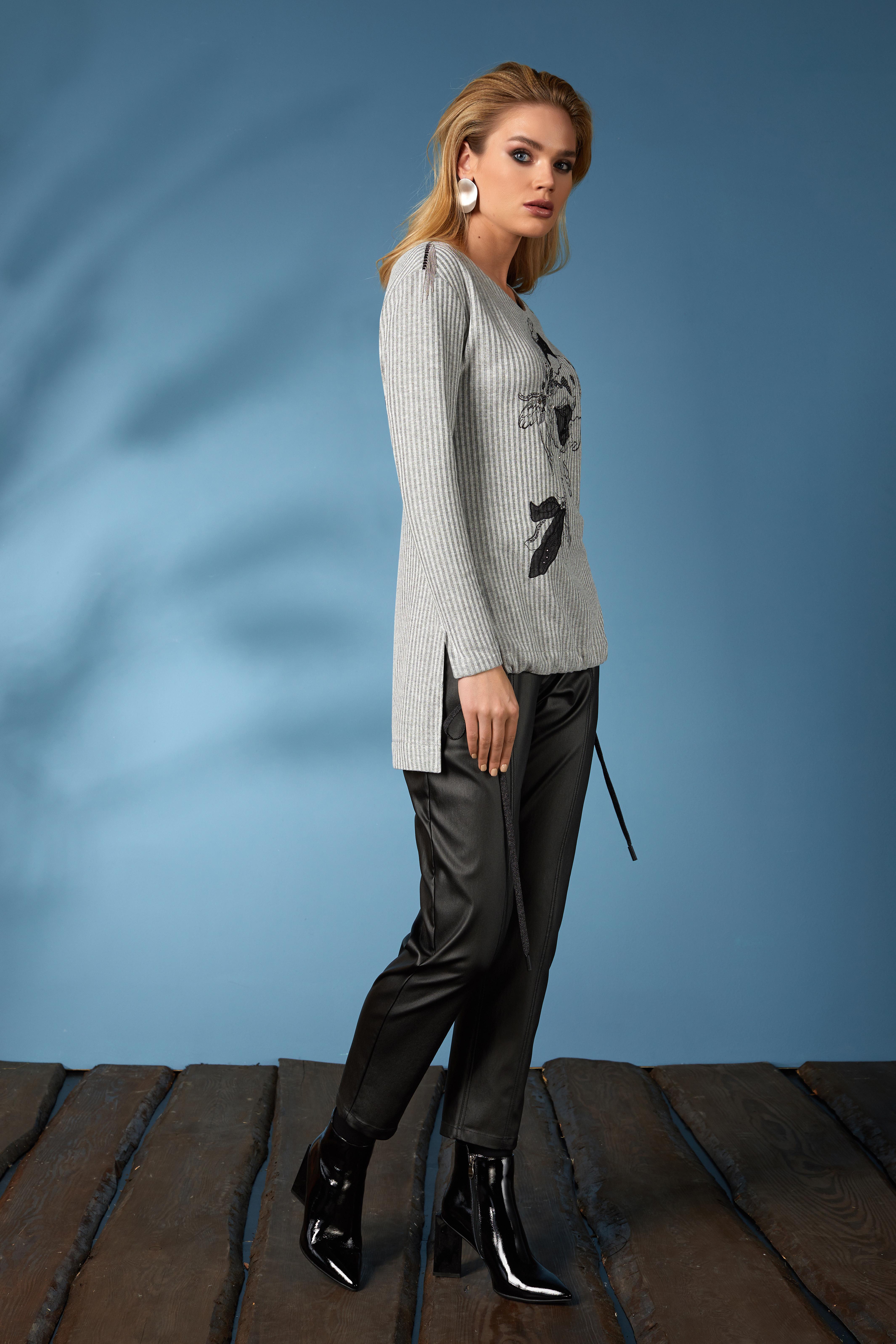 Джемпер 637, брюки 606 (2)