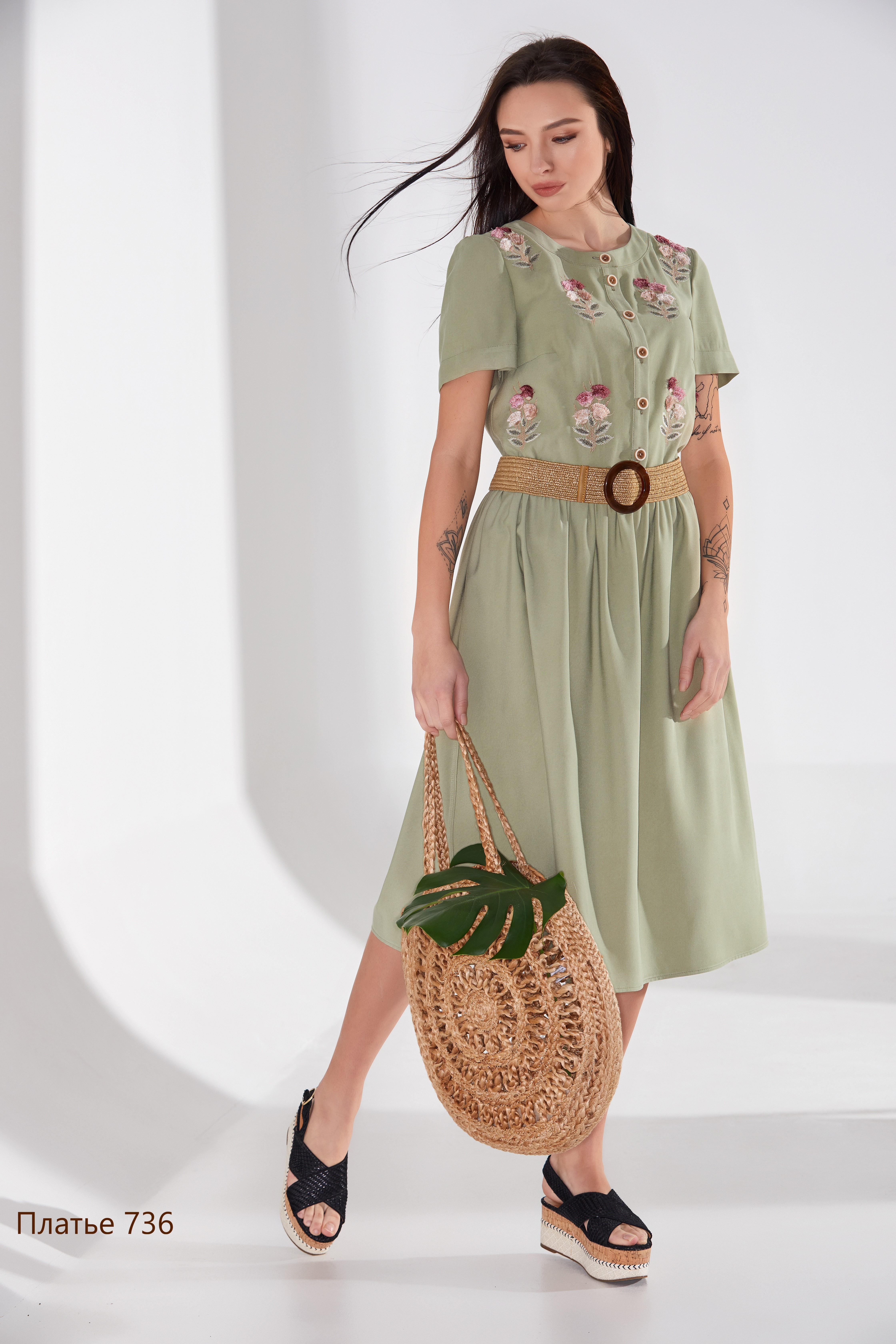 Платье 736 (2)