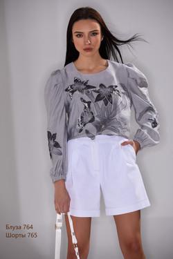 Блуза 764, Шорты 765 (1)