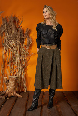 Блуза 621, юбка 622 (3)