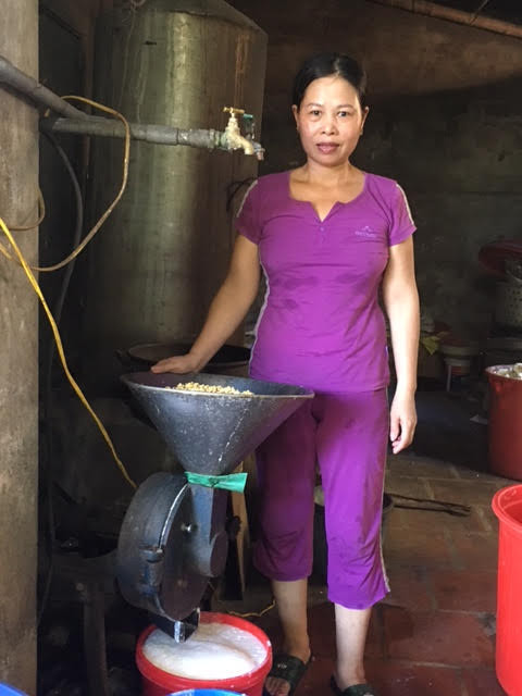 Entrepreneur in Thanh Hoa Doubles Income, Creates Jobs with a Microloan for a Tofu Machine