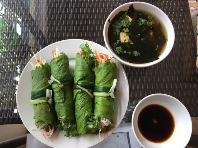 It is indeed possible to be a vegetarian in Vietnam!