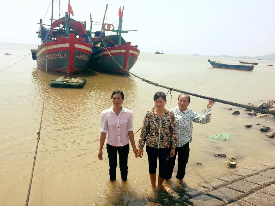 Fisherwomen in Vietnam Quadruple Incomes After Receiving Kiva Microloans for 8 Years