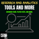 All Football Scout 365 Research and Analytics Tools in One Place