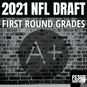 2021 NFL Draft: Grading Round One of The NFL Draft