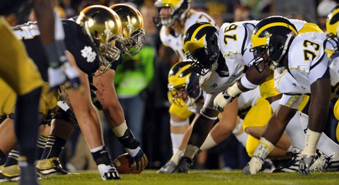 Michigan @ Notre Dame Final Preview Analysis