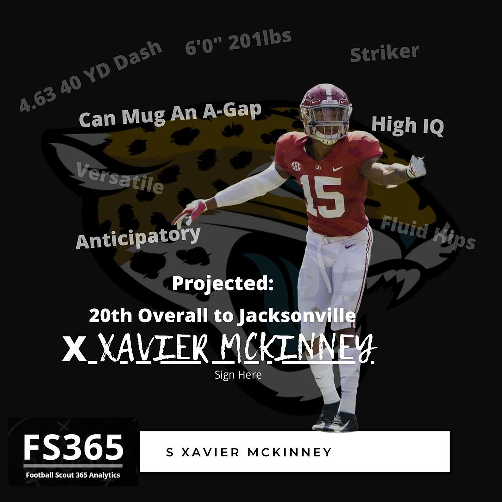 Xavier McKinney