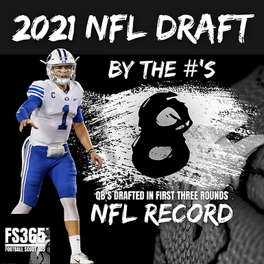 2021 NFL Draft: NFL Draft Overview, Positional Round Value, and Average Positional Grades
