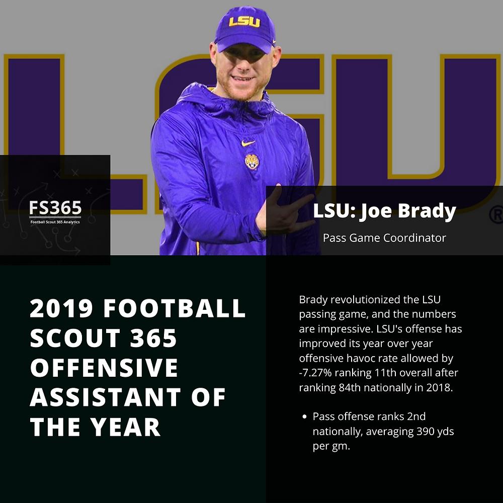 Joe Brady LSU