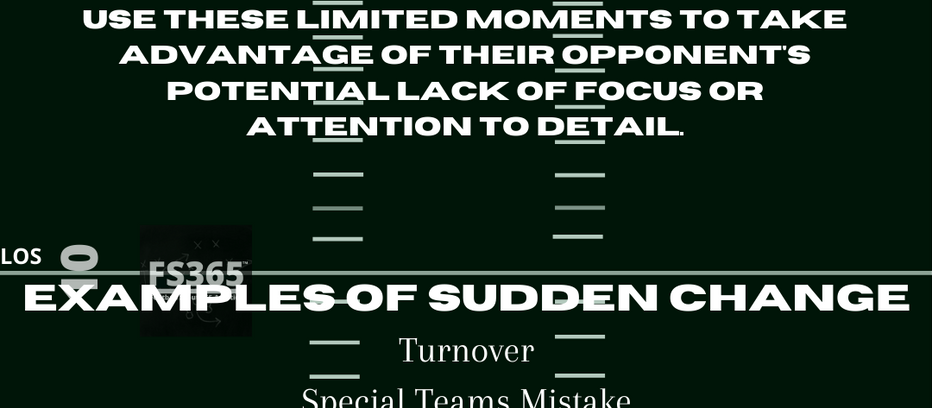The Psychology of Sudden Change: We Examine A Sudden Change Moment From The 2017 AFC Championship