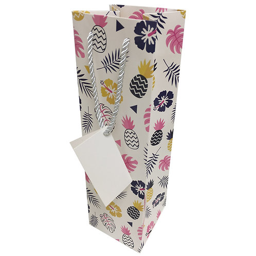 Single Gift Bag - Pineapple