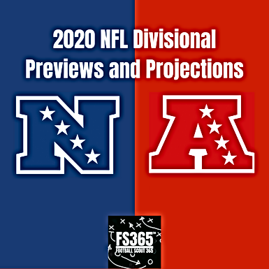 2020 NFL Divisional Previews and Team Projections With Featured Team Analysis