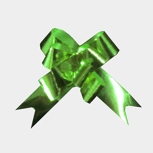 Green Pull Bows 14mm