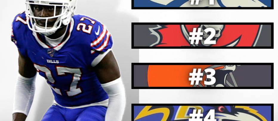 Preseason Top Five NFL Pass Coverage Defenses For 2021