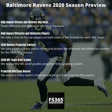 2020 NFL Season Preview Guides