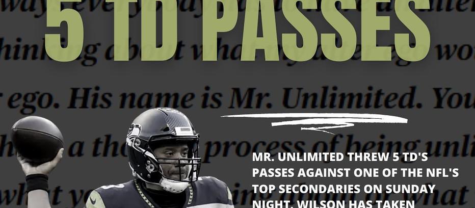 2020 NFL Week Two: High Impact Game of The Week Seahawks vs Patriots Reviewed