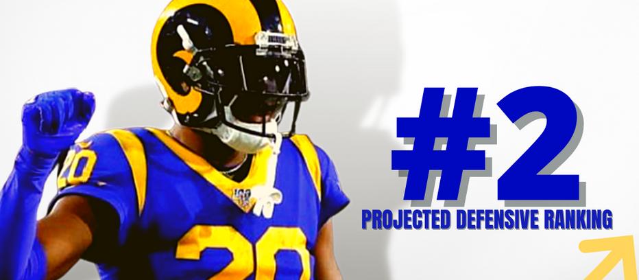 2021 Preseason NFL Overall Team Defense Top 10 Grades/Rankings